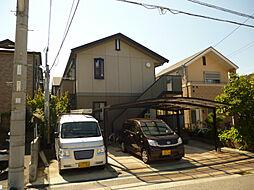 ハイツアミヨ[203号室]の外観