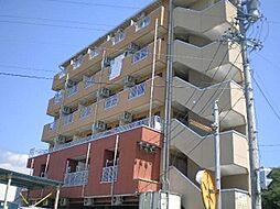 長野県飯田市吾妻町の賃貸マンションの外観