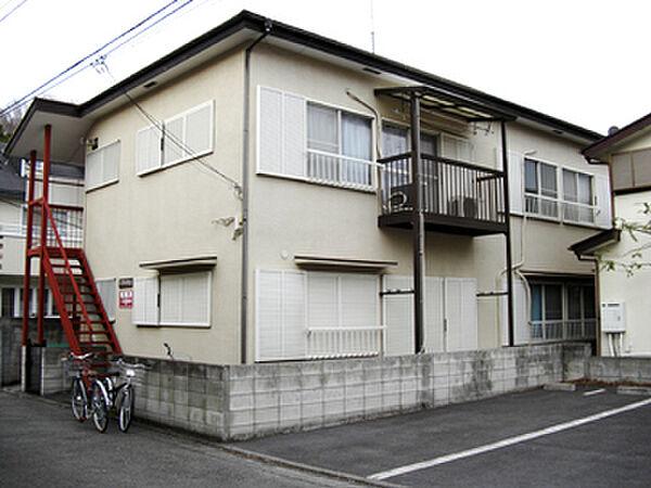 パークサイドチェリー1 1階の賃貸【東京都 / 小金井市】