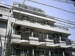 京都府京都市下京区深草町の賃貸マンションの外観