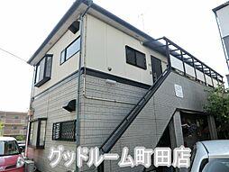 神奈川県相模原市南区相模台3の賃貸アパートの外観