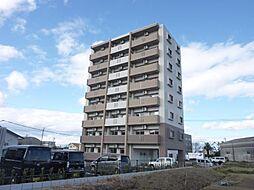 (賃)アンシャンテ・S[6階]の外観