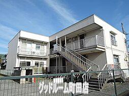 藤コーポ[2階]の外観