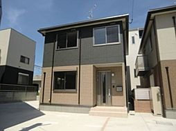 [一戸建] 福岡県福岡市東区松崎4丁目 の賃貸【/】の外観
