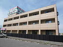 岡山県倉敷市連島中央1丁目の賃貸マンションの外観