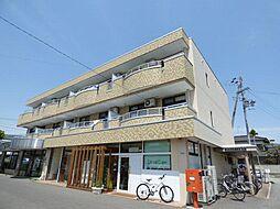 長野県長野市吉田3丁目の賃貸マンションの外観