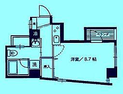DOLCE 2[2階]の間取り