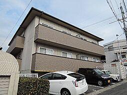 京都府宇治市木幡南端の賃貸マンションの外観