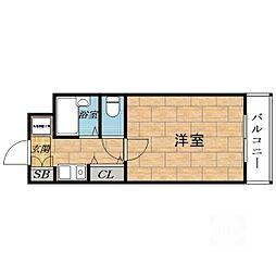 グランシャリオMIKASA[2階]の間取り