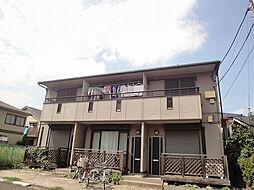 [テラスハウス] 東京都小平市学園東町1丁目 の賃貸【/】の外観