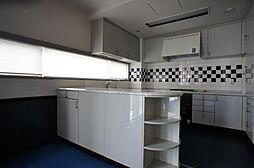 キッチン4.9帖(2階)