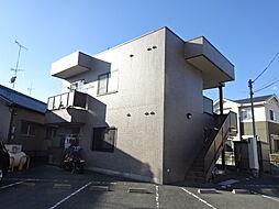 ソルジェンテII[2階]の外観