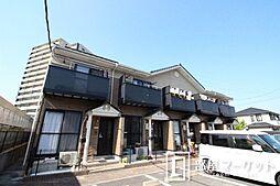 [タウンハウス] 愛知県豊田市河合町3丁目 の賃貸【愛知県 / 豊田市】の外観