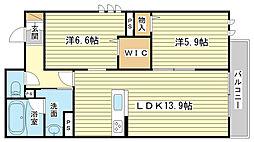 英賀保駅 8.8万円