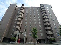 北海道札幌市中央区南六条東1丁目の賃貸マンションの外観