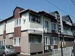 サザンコート泉崎[1階]の外観