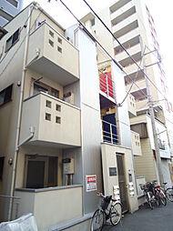 神奈川県横浜市南区浦舟町3丁目の賃貸アパートの外観
