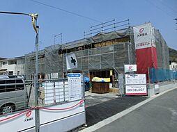 和歌山県和歌山市内原の賃貸アパートの外観