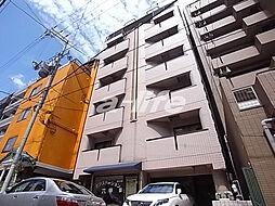 兵庫県神戸市灘区森後町2丁目の賃貸マンションの外観