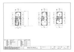 建物参考プラン 建物面積:68.05m2(約20坪) 建物価格:2050万円(税込)