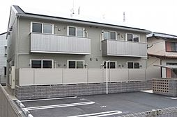D-room南福岡III[2階]の外観