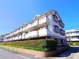 東京都練馬区土支田1丁目の賃貸マンションの外観