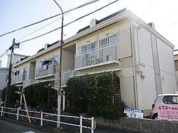 大阪府寝屋川市清水町の賃貸アパートの外観