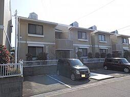 香川県丸亀市前塩屋町1丁目の賃貸アパートの外観