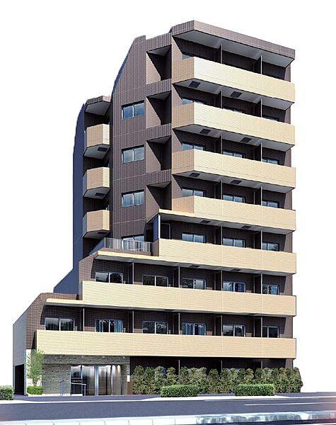 クレイシア世田谷野沢[2階]の外観