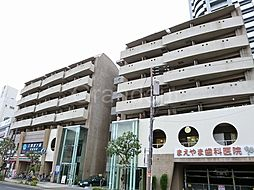 ドリームネオポリス鶴見3[3階]の外観