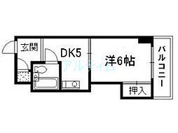京都地下鉄東西線 椥辻駅 徒歩30分