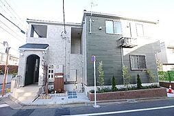 東急大井町線 尾山台駅 徒歩21分の賃貸アパート