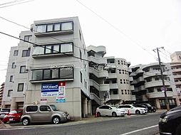 岡山県岡山市北区西古松2丁目の賃貸マンションの外観