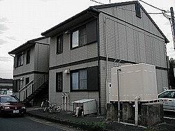 京都府宇治市小倉町新田島の賃貸アパートの外観