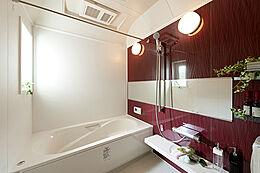 当社施工例(浴室)