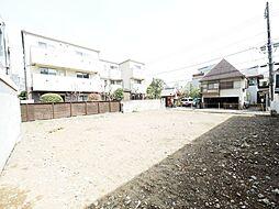 新宿区左門町 建築条件なし土地