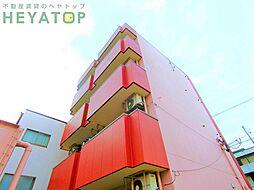 愛知県名古屋市南区豊田1丁目の賃貸マンションの外観
