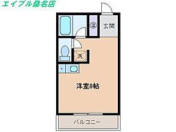 フジテック21 No1[4階]の間取り