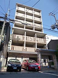 プレサンス京都四条烏丸クロス[606号室]の外観