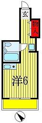西千葉駅 3.3万円