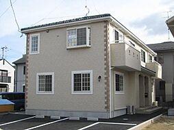 Eハウス新屋敷[A号室号室]の外観