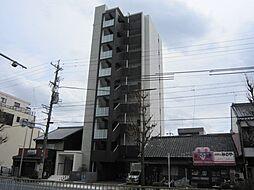 愛知県名古屋市中村区稲葉地本通1丁目の賃貸マンションの外観