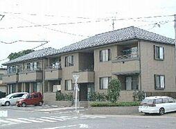 宮城県仙台市宮城野区新田3丁目の賃貸アパートの外観