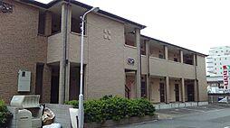 大阪府大阪市住之江区北島2丁目の賃貸アパートの外観
