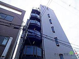 大阪府大阪市住吉区千躰1丁目の賃貸マンションの外観