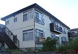 コーポ平田[103号室]の外観