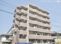 カサーレ三ヶ森[4階]の外観