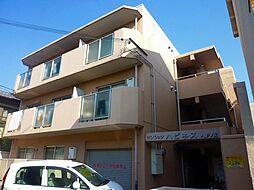 ハピネス八戸ノ里[201号室号室]の外観