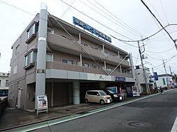郡慶ヒルズ[3階]の外観