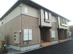 香川県坂出市林田町の賃貸アパートの外観
